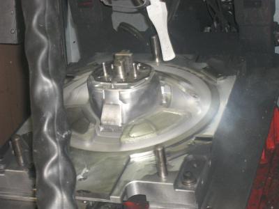 nettoyage cryogenique de moule industriel