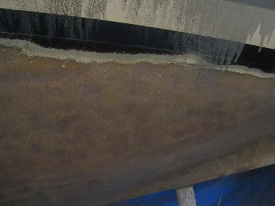 decapage antifouling, nettoyage de bateau, hydrogommage entretient gelcoat