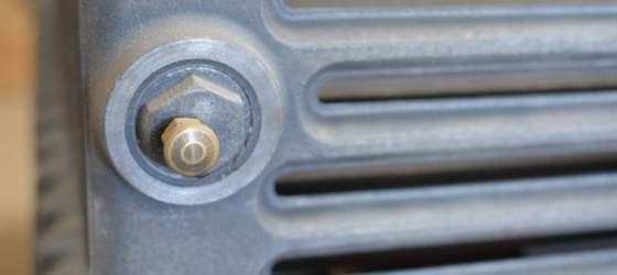 décapage radiateur en fonte dans la vienne