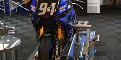 la moto du GMT94 championne du monde 2017
