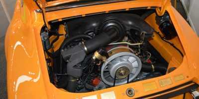 moteur porsche 911 1972 par atelier gobin à neuville