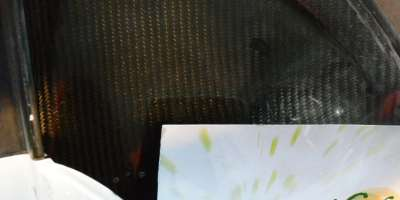 décapage fibre de carbon kevlar et autrs composites