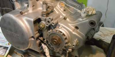 nettoyage culasse moteur moto Neuville de poitou