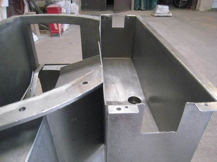matériel industriel réfection maintenace par décapage