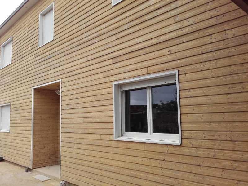 renover bardage bois - Neuville 86170