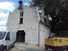 restauration chapelle vienne