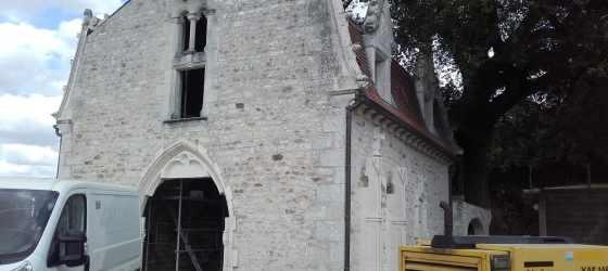 restauration chapelle vienne