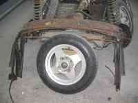 Pièces volkswagen cabriolet pour décapage