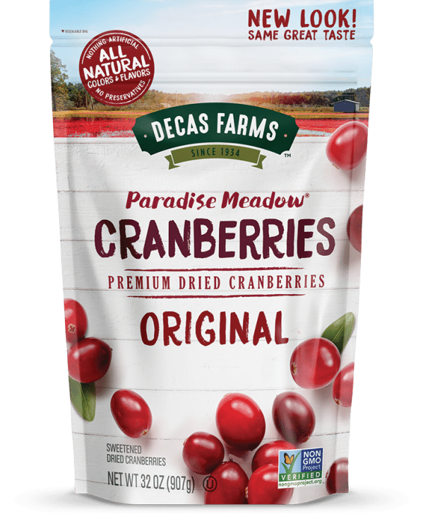 Snacking Decas Cranberry