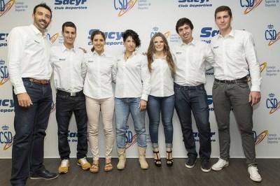 club deportivo gran empresa - sacyr 4 - organizacion eventos deportivos - decateam