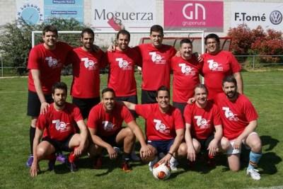 ligas de empresa 3 - futbol 7 - organizacion eventos deportivos - decateam