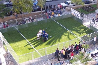 campo 3x3 - organizacion eventos deportivos - decateam