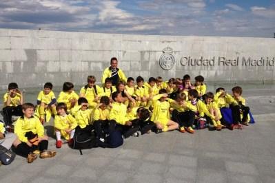 escuela de tres cantos en madrid - organizacion eventos deportivos - decateam