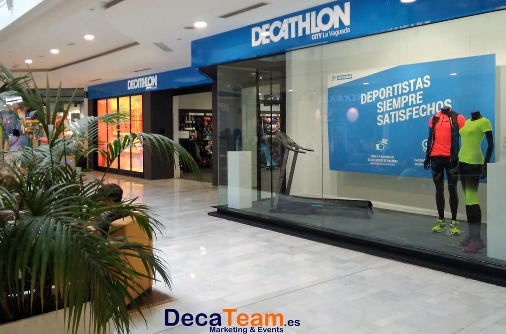 Nueva Tienda Decathlon City La Vaguada