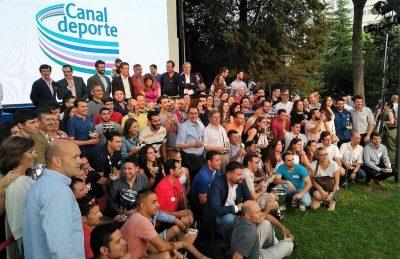 canal de isabel ii - organizacion de eventos deportivos - decateam 6
