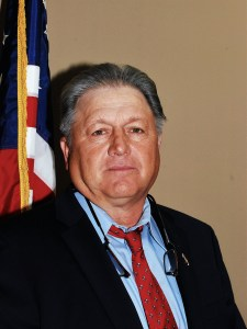 Commissioner Steve Brock