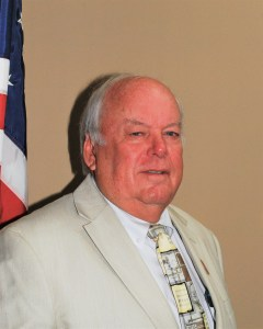Commissioner Pete Stephens