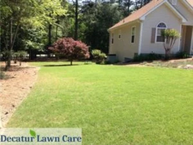 Lawn care maintenance plan by Decatur Lawn Care