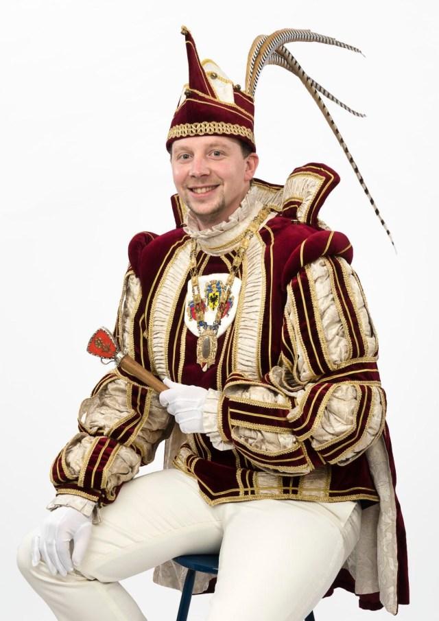 Prins Bart de Blauwe