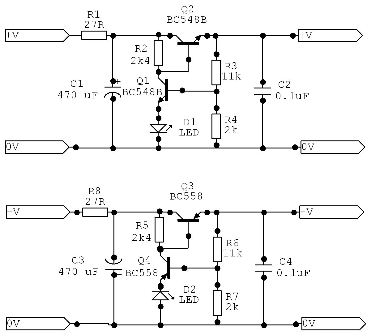 Building Different Pre Amliers Suitable For A Gainclone Chip Amp
