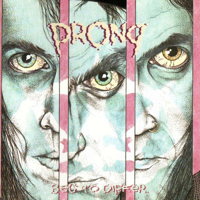 Image result for Prong – Beg to Differ