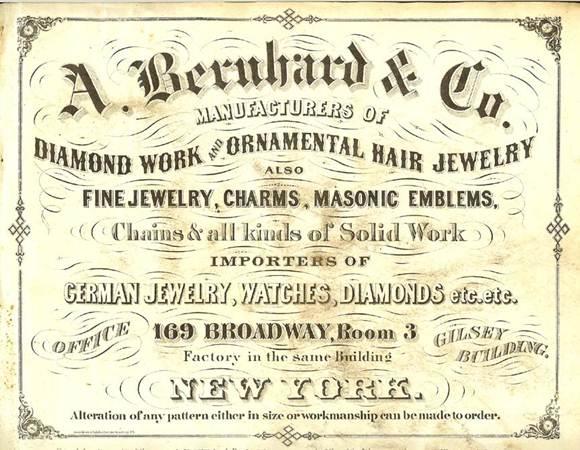 Bernhard Co Catalogue