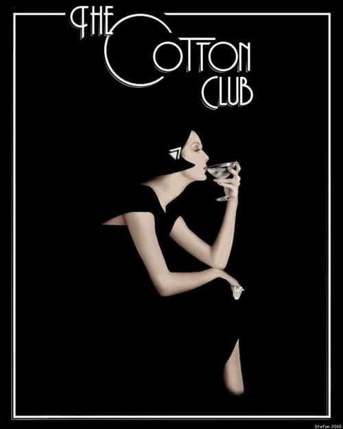 Cotton Club by Stefan Prohaczka