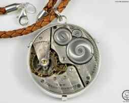 Decimononic - Shikra pendant