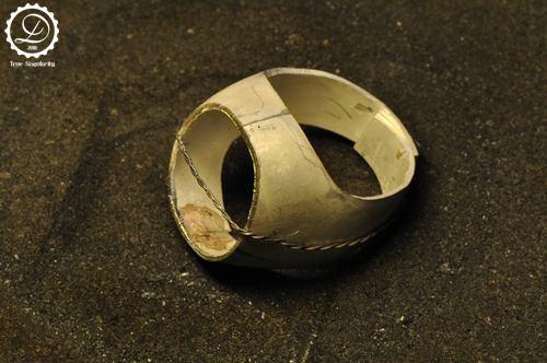 Decimononic - Time seal ring making-of 4