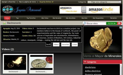 Decimononic - joyeria-artesanal.es