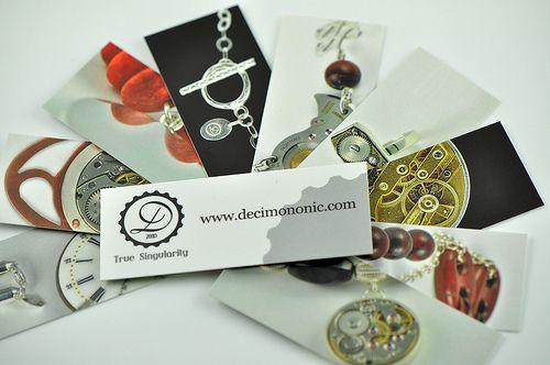 Decimononic mini cards 2012