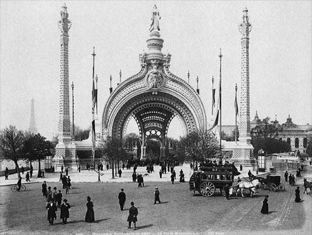 Paris Universal Expo 1900