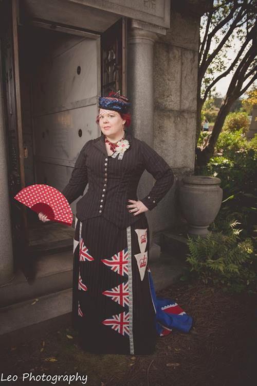 Gretchen Jacobsen - Britannia Gown
