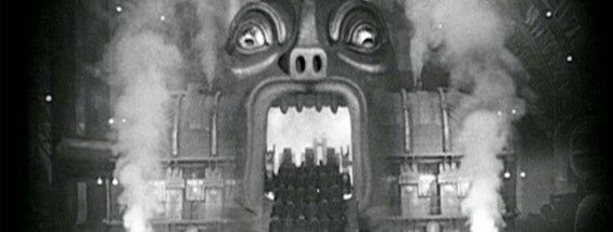 Metropolis (Fritz Lang – 1927) – Molloch/machine