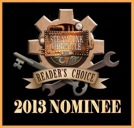 SP Chronicle Readers Choice Awards 2013 - Nominee Badge