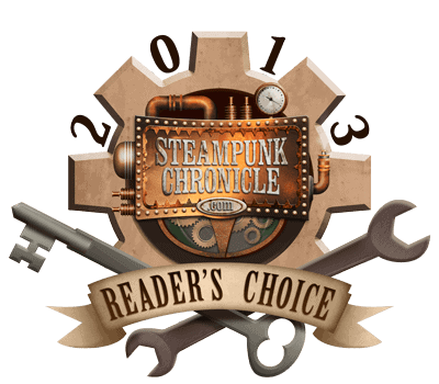 Steampunk Chronicles Reader's Choice Award 2013