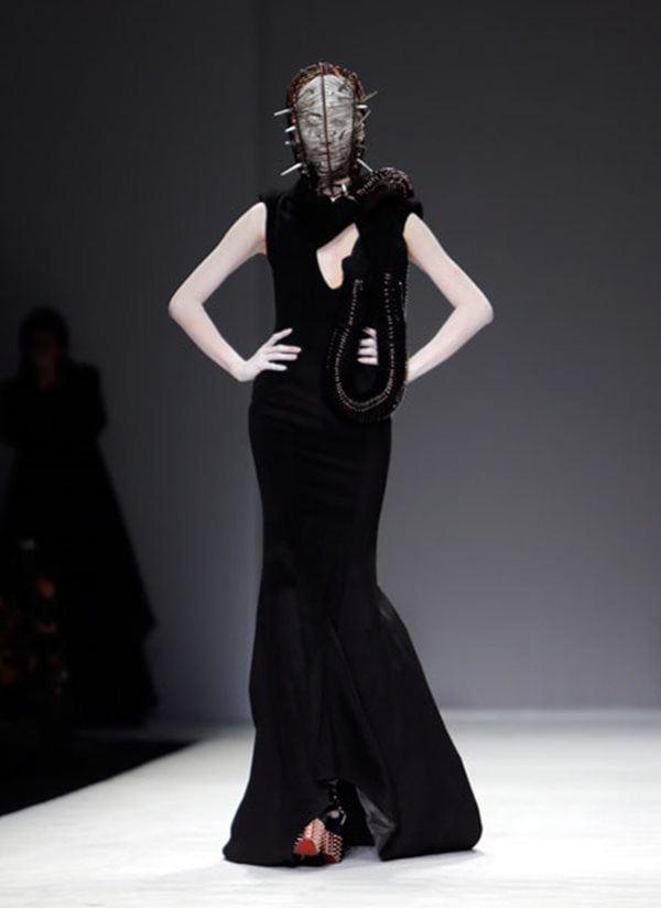 Sheguang Hu - China Fashion Week 2013