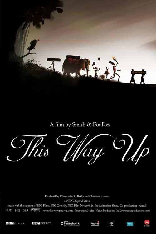 This way up - Official poster