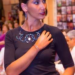 Decimononic jewelry at Rias Baixas 2019 - Casino La Toja - Photo: Antonio Portela R