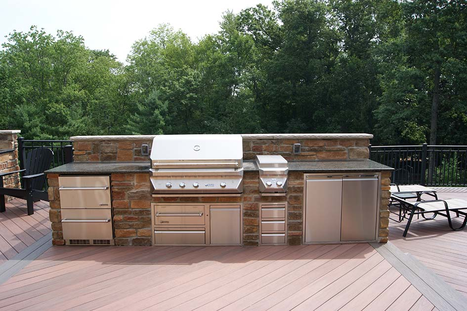 outdoor kitchens pictures rooster kitchen rug photos custom big green egg home gallery
