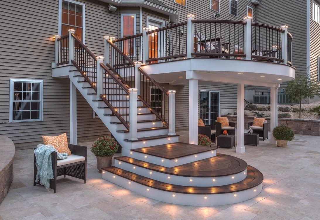 decks vs patios cost pros cons