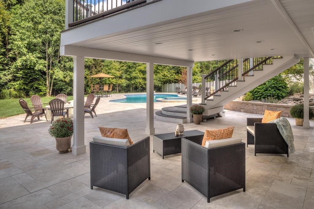 waterproof decking materials options