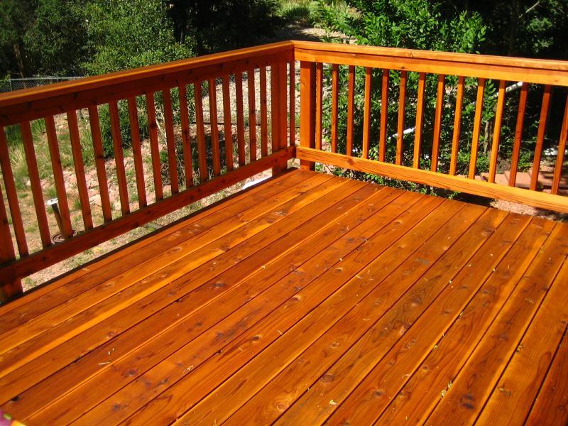 Deck Railing Types