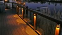 Lighted Deck Railings  Shelly Lighting