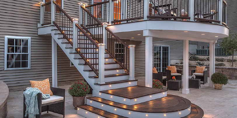 Learn More About The Top Outdoor Deck Lighting Ideas To Make Your Deck And Outdoor Space Bright And Gorgeous Decksdirect