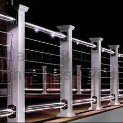 top rail lighting types of under rail illumination