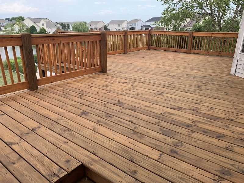 How Much Deck Stain Should I Buy Best Deck Stain Reviews Ratings | Cost Of Staining Stairs | Stair Railings | Hardwood | Stair Tread | Handrail | Basement Stairs