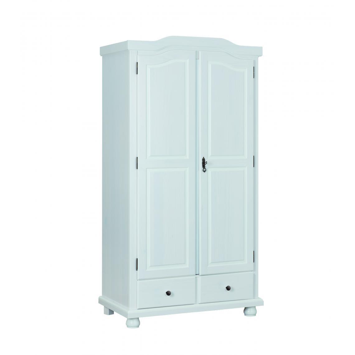 armoire blanche reutte