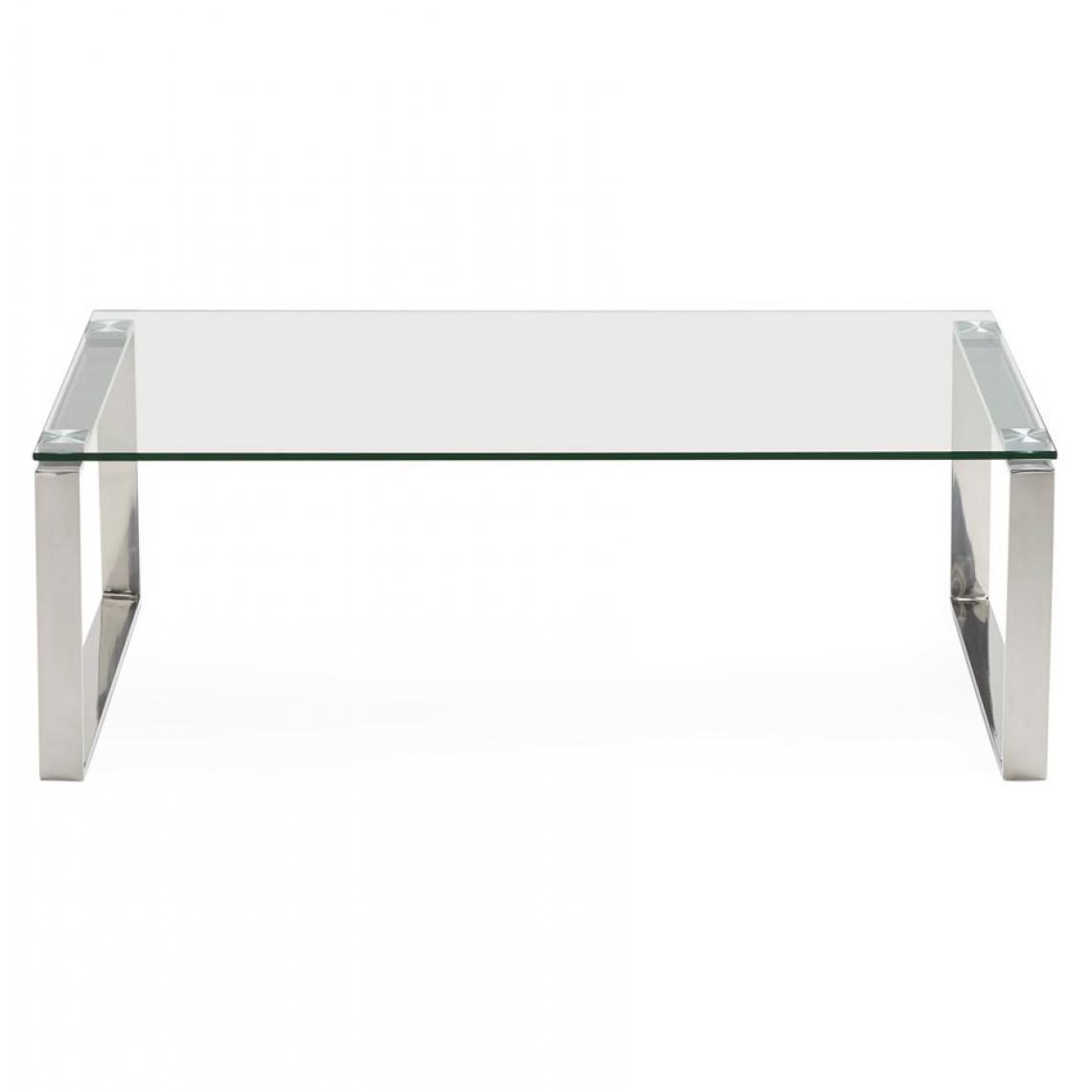 table basse en verre transparent wisconsin