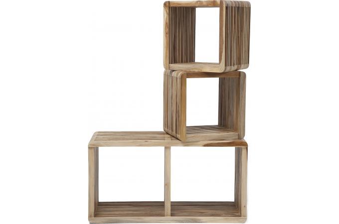 cube bois rangement pas cher venus et